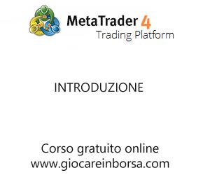 Manuale gratuito trading