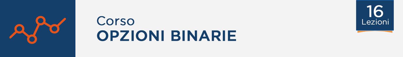 corso trading Opzioni Binarie