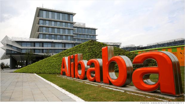 ipo di alibaba