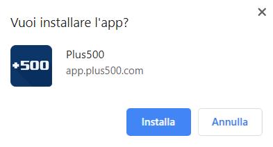 Come scaricare la app Plus500 per il trading