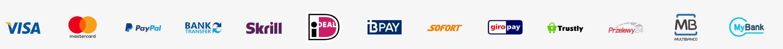 Le modalità di pagamento su Plus500 per il deposito e prelievo