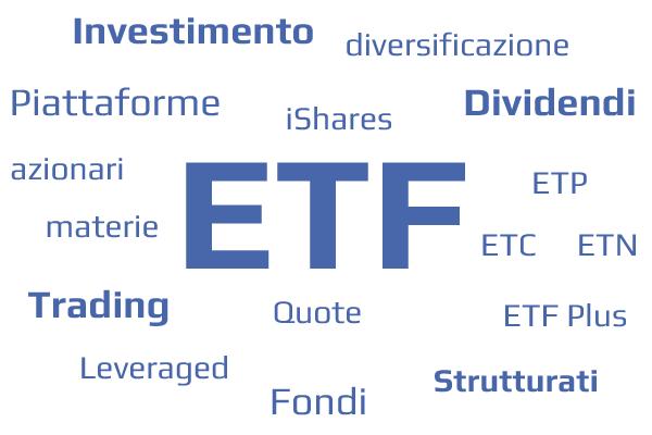 Informazioni sugli ETF