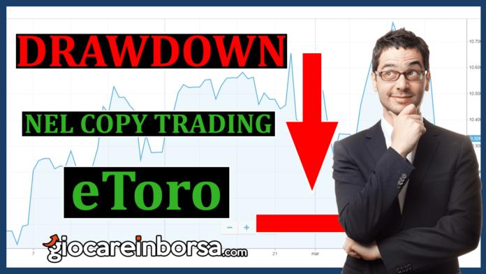 Cosa è il drawdown di eToro