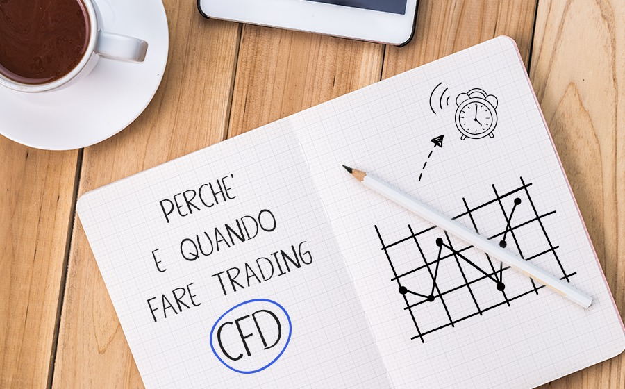 perchè e quando fare trading CFD