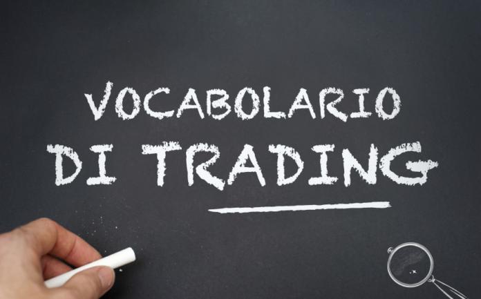 terminologia di trading