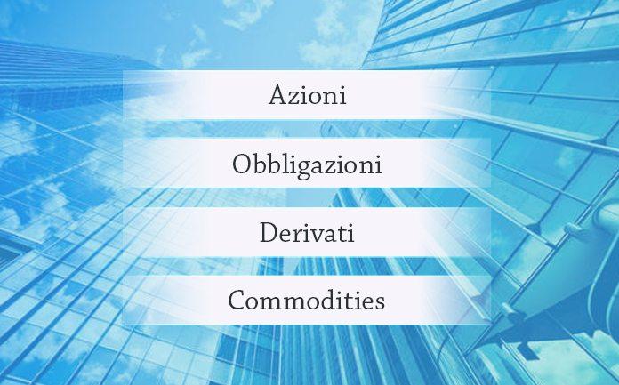 Lezione 1: i mercati finanziari nell'attività di trading