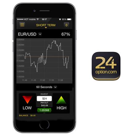 app 24 option