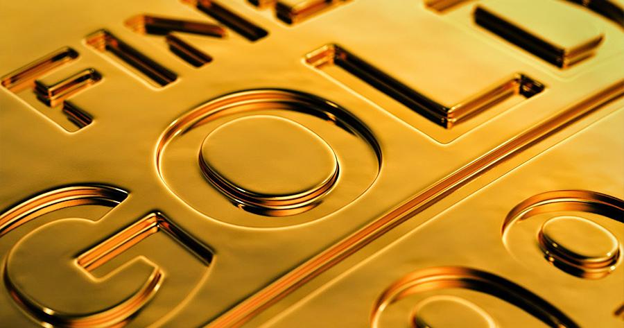 L'oro è il metallo prezioso più scambiato sul mercato delle materie prime