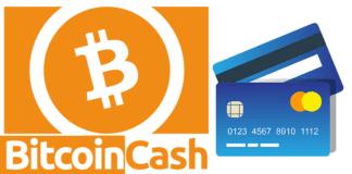 Come comprare bitcoin cash con carta di credito