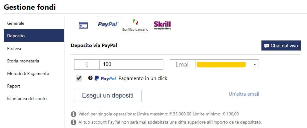 Come comprare Ethereum su Paypal con Plus500