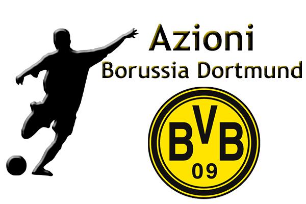 Informazioni per il trading sulle azioni Borussia Dortmund