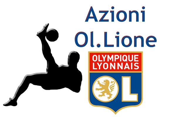 Oltre ad investire, oggi si può fare trading sulle azioni Olympique Lione.