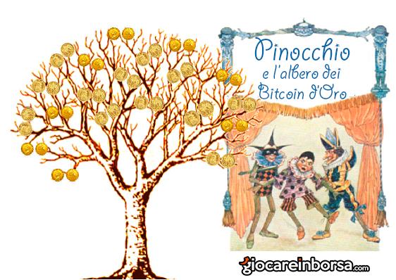 Non esistono trucchi per guadagnare con i bitcoin