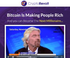 Jeff Bezos utilizzato a sua insaputa per la pubblicità di Crypto Revolt