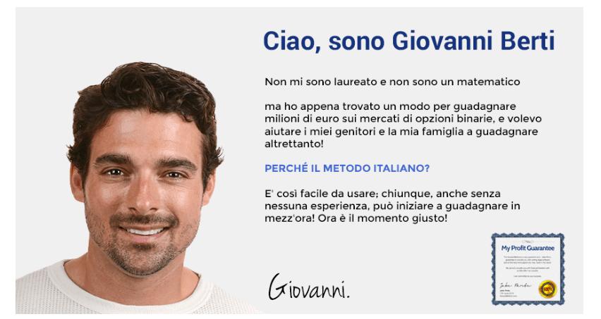 Giovanni Berti Metodo Italiano