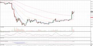 Cambio Bitcoin Dollaro, come previsto