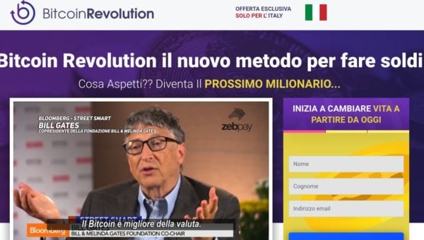 Bitcoin Revolution Bill Gates
