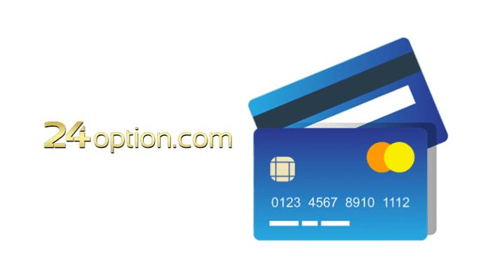 Come depositare su 24option con la carta di credito