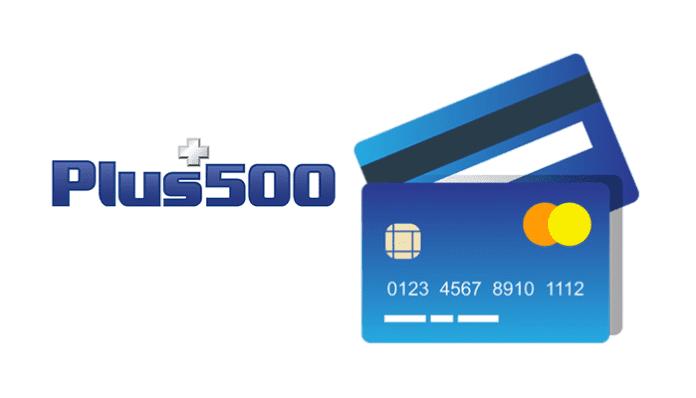 Come depositare con carta di credito su Plus500