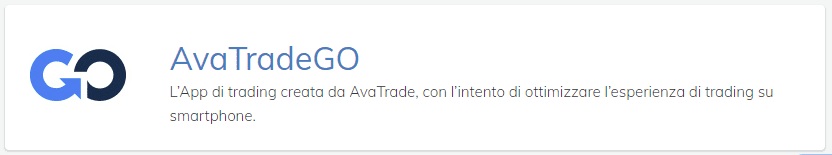 AvaTradeGo di AvaTrade