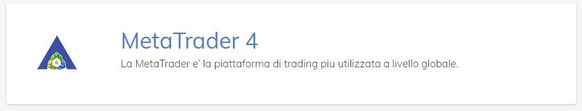 Trading con MetaTrader 4 e 5 con AvaTrade
