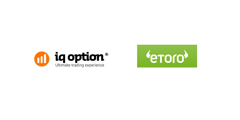 Copytrading IQ Option con tramite appoggiandosi a eToro
