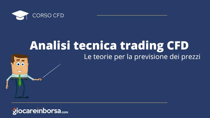 Analisi tecnica nel trading CFD, le teorie per la previsione dei prezzi