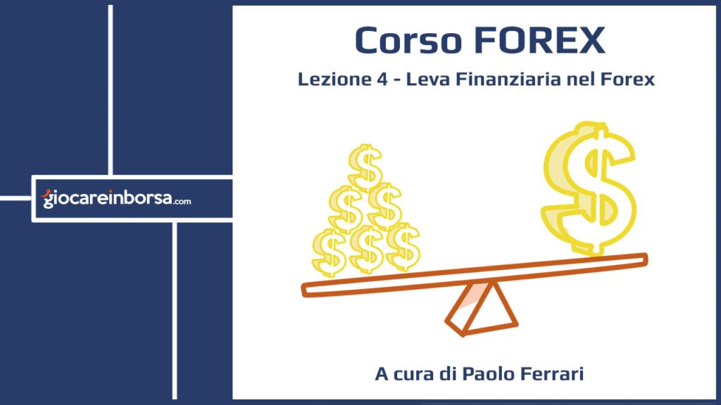 Corso Forex Trading per Principianti [Aggiornato al ]