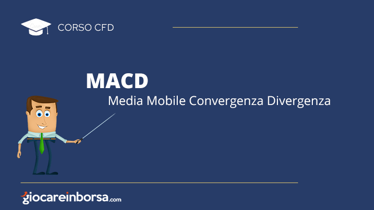 MACD, media mobile convergenza divergenza