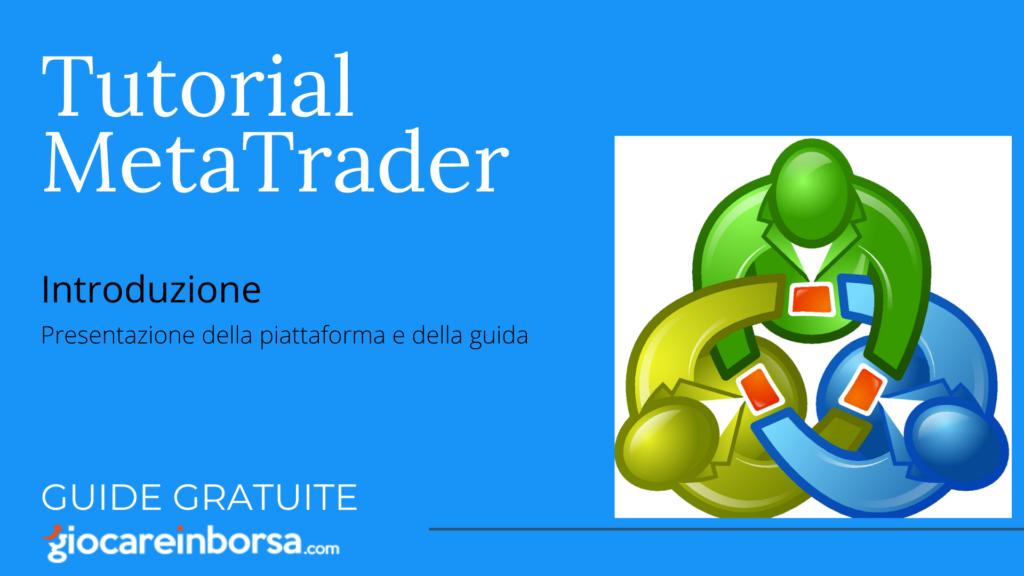 Metatrader 4 tutorial completo