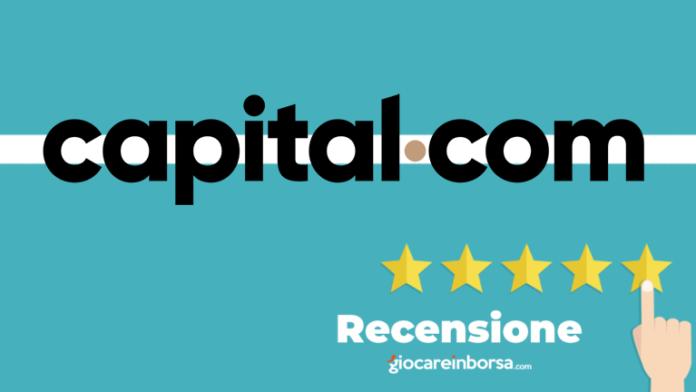 Recensione di Capital Com, broker e piattaforma di trading