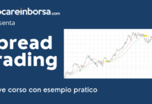 Spread trading esempio pratico