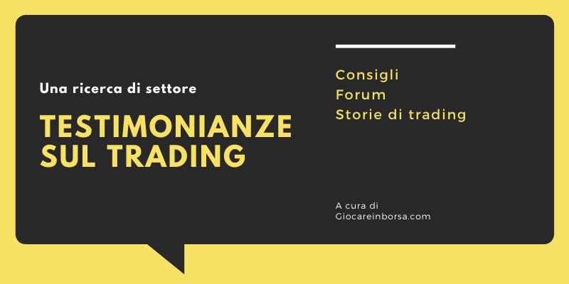 Testimonianze - Top-TradingAcademy | Trading online