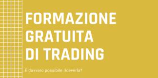 Come ricevere una formazione gratuita di trading online
