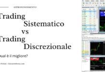 Trading sistematico e discrezionale a confronto