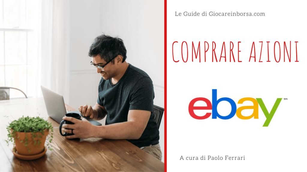 Come comprare azioni ebay online