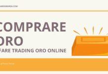 Comprare oro online guida completa